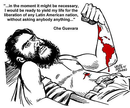 40 ans de la mort de CheGuevara